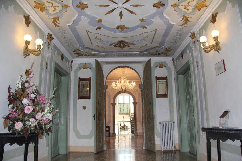 Villa De Rubeis-Florit