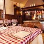 Caminetto ristorante Mocambo