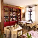 Sala ristorante Mocambo